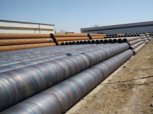 Characteristics of Spiral welded steel pipe and seamless pipe