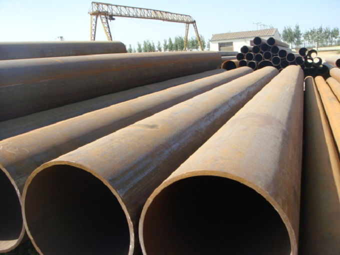Geometric seamless of ERW steel pipe