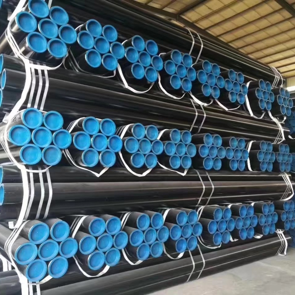 Precision Seamless Pipe Featured Image