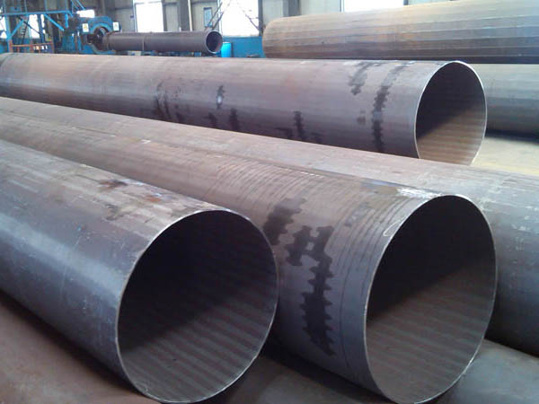 DSAW(Double-sided spiral submerged arc welded pipe)characteristics