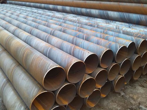 Corrosion impact of spiral steel pipe