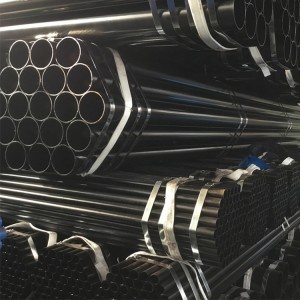 Nero Steel Pipe