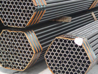 Features of cold drawn precision steel tubes