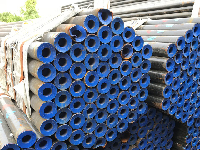 How to produce steel pipes