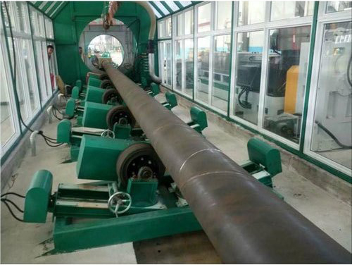 Advantages of 3PE anti-corrosive steel pipe