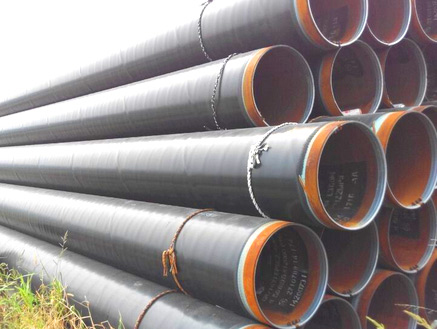 Anti-corrosion construction steps of anti-corrosion steel pipes