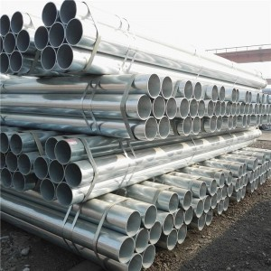 Galvanized Seamless Pipe