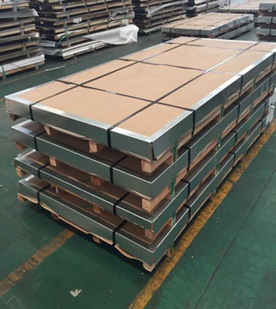 packing of stainless steel plate