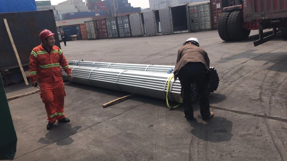 Galvanized Steel Pipe-05