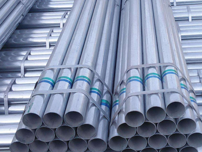 Matters needing attention in storage and construction of galvanized pipe