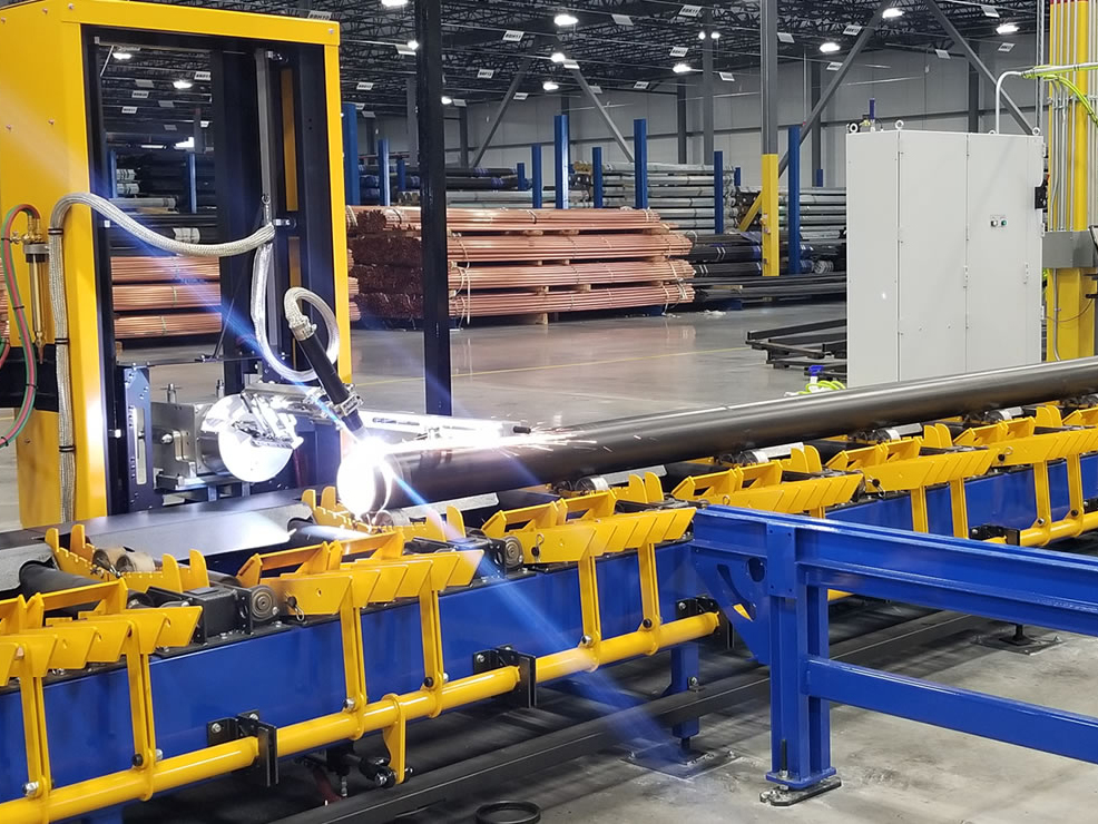 CNC Plasma Cutting Configurations