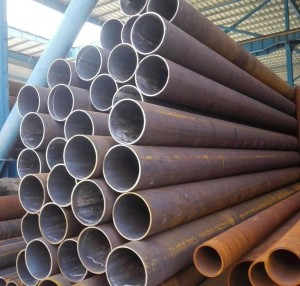Large Diameter Seamless Pipe