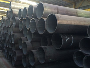 A333-6 low temperature steel pipe welding