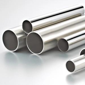ASTM A358 de tubos de acero