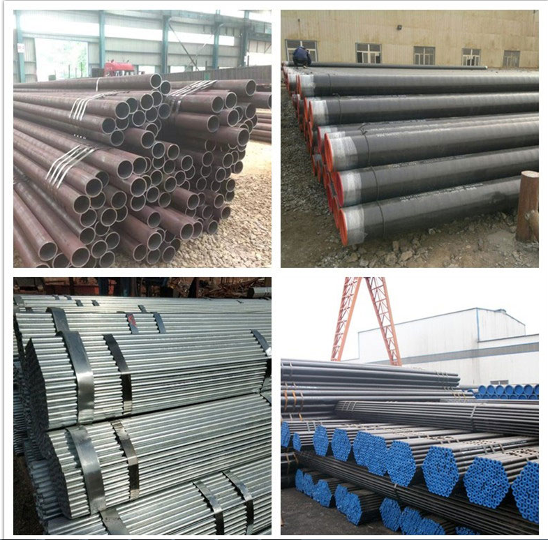Seamless Pipe For Mechanical-05