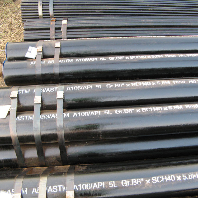 ASTM A53/A106 Seamless Pipe Featured Image