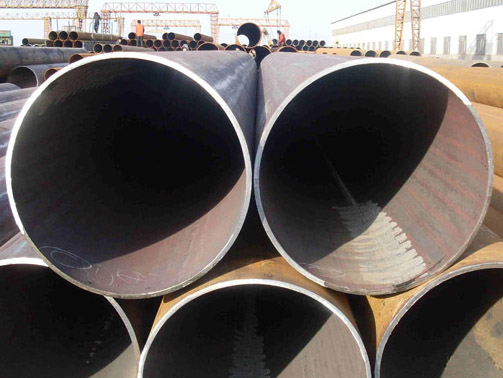LSAW Steel Pipe Rust Method