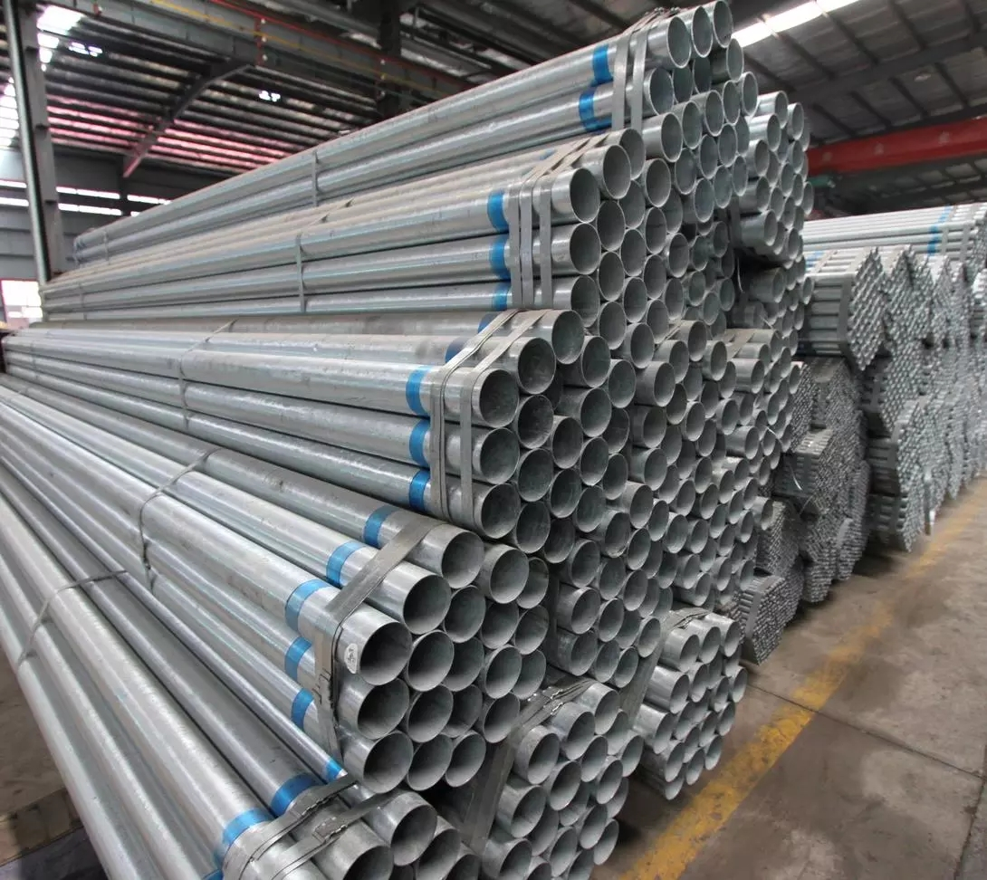 Seamless Pipe For Transport Liquid Featured Image