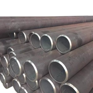 Seamless Pipe For Mechanical