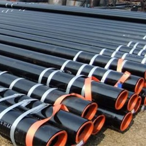 Seamless Pipe For Transport Liquid