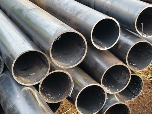Hardness of precision seamless pipe and hardness change after heat treatment