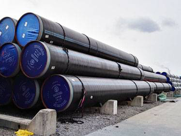 Requirements for L245 line pipe