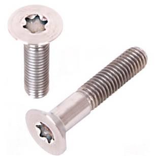 Titanium-bolts