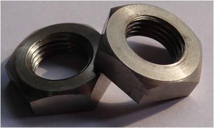 Titanium-hex-nuts
