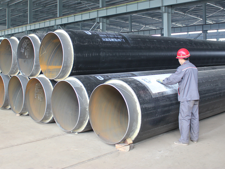 Characteristics of 3PE anti-corrosion steel pipe