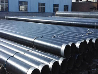 Anti-corrosion advantages of 3PE anti-corrosion steel pipe