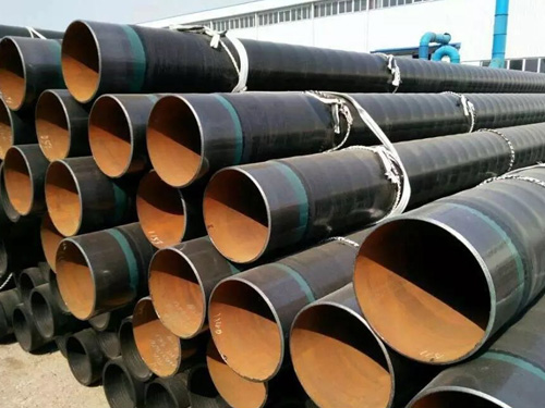 Advantages of TPEP anticorrosive steel pipe
