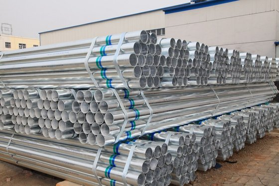 The advantage of galvanized seamless pipe
