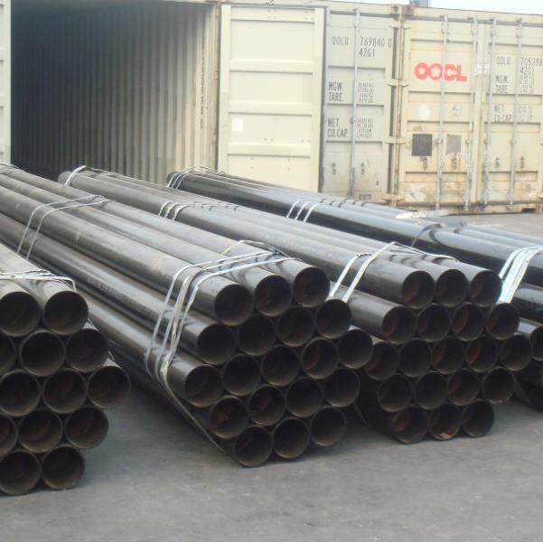 ERW Steel Pipe Ausgewähltes Bild