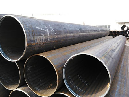 How to make hot rolled pipe ?