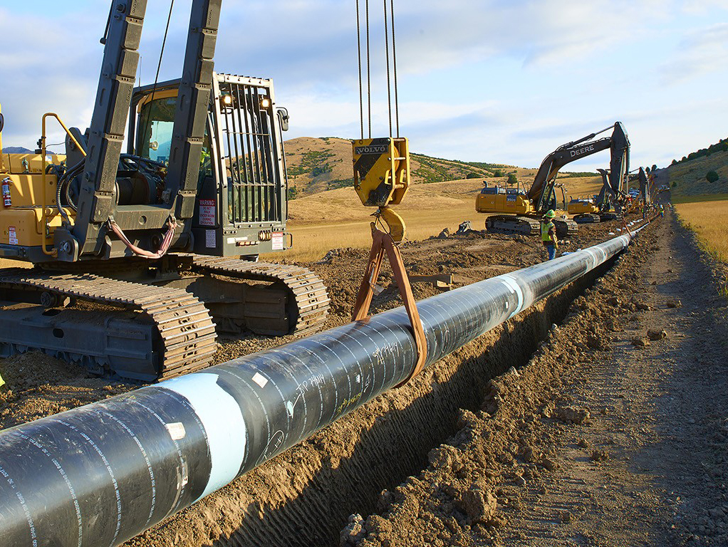 Advantages of pipeline