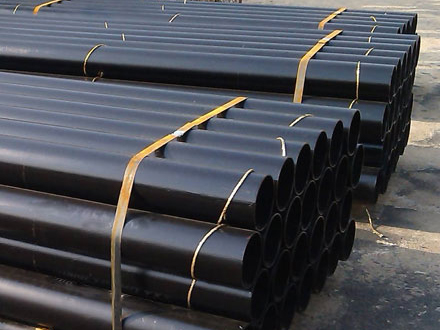 Carbon seamless pipe for build the ship