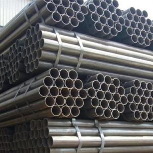 Marina de tubería de acero sin costura