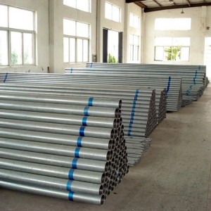 Alloy Welded Pipe