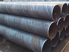 Advantages of spiral weld steel pipe