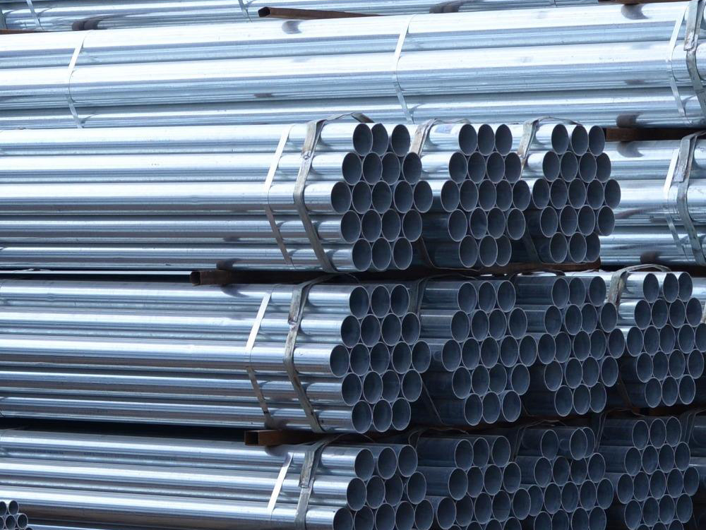What are the benefits of hot dip steel pipe?