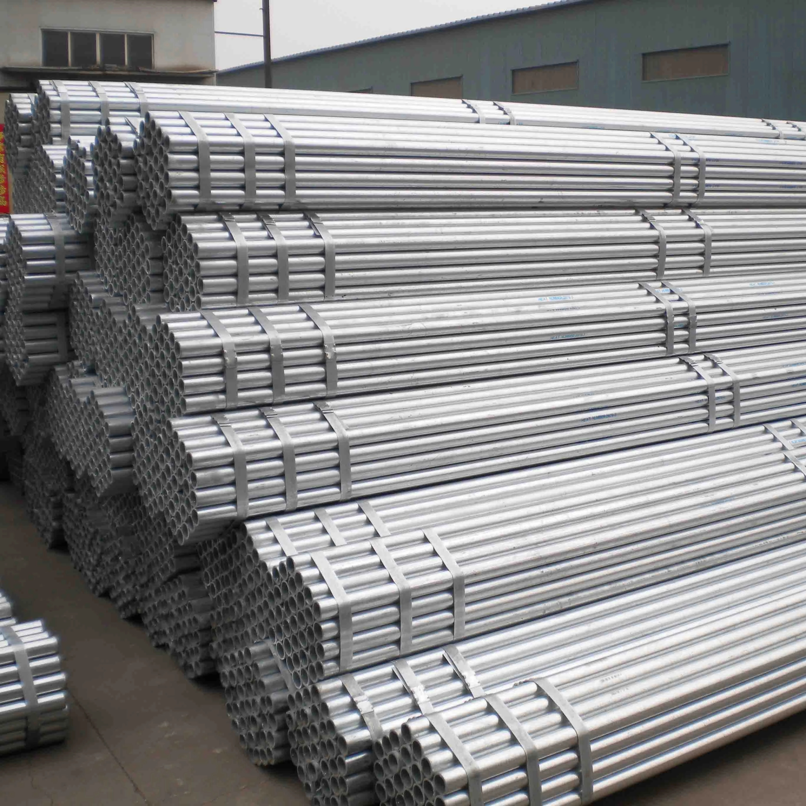 Structural Steel Pipe Featured Image