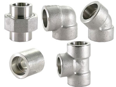 Three processes for forging pipe fittings