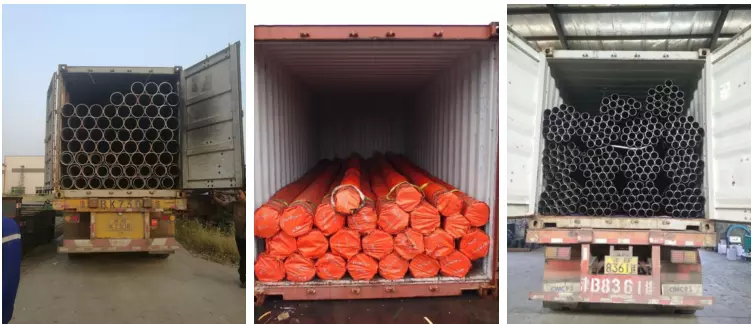 ASTM A53 A106 Seamless Pipe