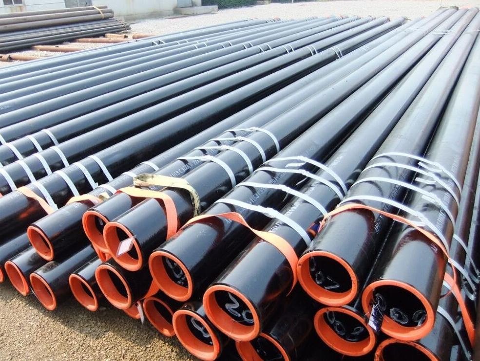 The expression of large diameter steel pipe diameter